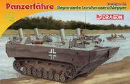 DML/Dragon Models  1/72 PzFahre Gepanzete Land-Wasser-Schlepper Prototype I- Net Pricing DML7489
