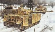 PzKpfw IV Ausf J Mid Production Tank DML7498