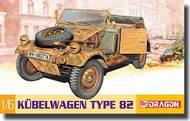 DML/Dragon Models  1/6 Kubelwagen DML75003