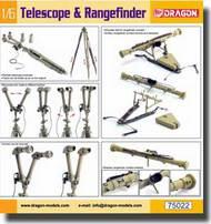 DML/Dragon Models  1/6 Telescope & Rangefinder DML75022