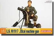 DML/Dragon Models  1/6 M1917A1 .30-cal Machine Gun (Gun Only) - Pre-Order Item DML75026