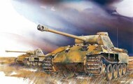 SdKfz 171 Panther Ausf D Tank (2 in 1) DML7547