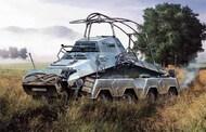 Sd.Kfz.232 Schwerer Panzerspahwagen - Pre-Order Item #DML7581