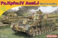 PzKpfw IV Ausf J Final Production Tank #DML7629