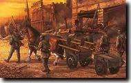 DML/Dragon Models  1/35 8.8cm Panzerschreck InfantrieKarren DML5104