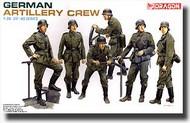 DML/Dragon Models  1/35 German Artillery WW II 6-Man Team DML6201