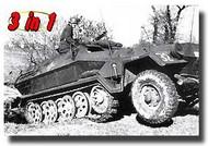 DML/Dragon Models  1/35 Sd.Kfz.251/1 Ausf. A (3 in 1) DML6227