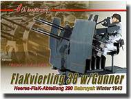 DML/Dragon Action Figures  1/6 Flakvierling 38 w/Gunner Heeres-FlaK-Abteilung 290 Babruysk Winter 1943- Net Pricing DRF70607