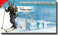 DML/Dragon Action Figures  1/6 Wilhelm Engels, German Mountain Infantry Ski Troop DRF70663