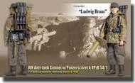DML/Dragon Action Figures  1/6 Ludwig Braus (Grenadier) - WH Anti-tank Gunner w/Panzerschreck RPzB 54/1 DRF70746