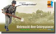 DML/Dragon Action Figures  1/6 Kristoph Grubauer (Gebirgspionier) - Wehrmacht-Heer Gebirgspionier, 5.Gebirgs-Division- Net Pricing DRF70809