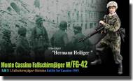 DML/Dragon Action Figures  1/6 Hermann Heiliger (Oberjager) - Monte Cassino Fallschirmjager w/FG-42, FJR 3,  DRF70819