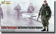 """DML/Dragon Action Figures  1/6 """"Jones"""" (Lieutenant Colonel) - British Paratrooper, 2nd Battalion Parachute Regiment, Falklands War 1982- Net Pricing DRF70841"""