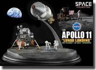 "Dragon Wings  1/72 NASA Apollo 11 (Lunar Landing) CSM (Columbia) + LM ""Eagle"" + Astronauts (Space) DRW50381"
