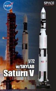 Dragon Wings  1/72 Saturn V W/sky lab 1- Net Pricing DRW50392