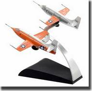 "Dragon Wings  1/144 Bell X-1 ""Sonic Breaker"" Last Flight (Contain 2 replicas)- Net Pricing DRW51025"