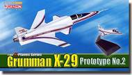 Dragon Wings  1/144 Grumman X-29 Prototype No.2 - NASA 049 U.S. Air Force- Net Pricing DRW51039