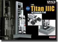 Dragon Wings  1/400 Titan IIIC w/Launch Pad (Space)- Net Pricing DRW56228