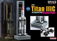 Dragon Wings  1/400 Titan Iiic W/launch pad- Net Pricing DRW56341