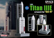 Dragon Wings  1/400 Titan Iiie W/pad Slc-41 DRW56342