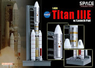 Dragon Wings  1/400 Titan Iiie W/launch pad DRW56343