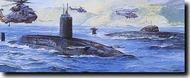 DML/Dragon Models  1/700 HMS Revenge vs. Victor III - Pre-Order Item DML7007