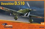 Dewoitine D.510 #DW32003