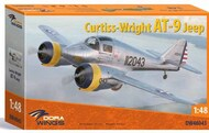 Curtiss-Wright AT-9 Jeep #DW48043