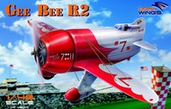 Dora Wings  1/48 Gee Bee R-2 Super Sportster Aircraft DWN48001