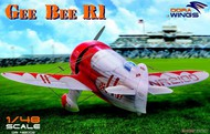 Dora Wings  1/48 Gee Bee R-1 Super Sportster Aircraft (New Tool) DWN48002