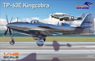 Dora Wings  1/48 TP-63E King Cobra Two-Seater Aircraft (New Tool) DWN48003