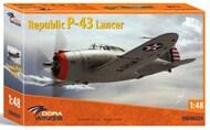 Republic P-43 Lancer Aircraft #DWN48029