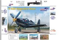 Dora Wings  1/72 Bell P-63A Kingcobra Racer DWN72010