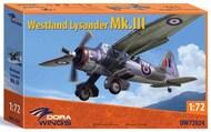 Westland Lysander Mk III Aircraft #DWN72024