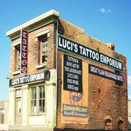 Downtown Deco  O Luci'S Tattoo Shop DOD49