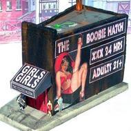 Downtown Deco  O The Boobie Hatch DOD54
