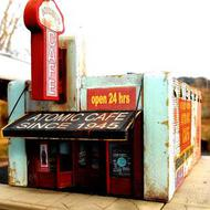 Downtown Deco  O Atomic Cafe DOD56