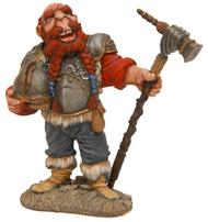 Jimmy Flintstone Accessories  150mm 150mm Larry The Viking Dwarf JIMDRF1