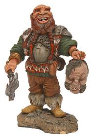 Jimmy Flintstone Accessories  150mm 150mm Henry The Eighth Viking Dwarf JIMDRF8