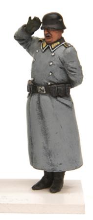 Jimmy Flintstone Accessories  120mm 120mm WWII German Sargent Schultz JIMJF64