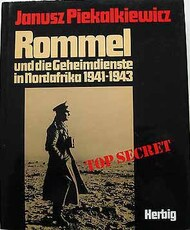 Druck und Bindung   N/A Collection - Rommel und die Geheimdienste in Nordafrika 1941-43 DNB3681
