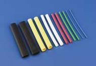 Dubro Tools   N/A 3/8' Heat Shrink Blk DUB2149