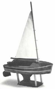 "Dumas Products   N/A 12"" Sailboat Junior Kit DUM1007"