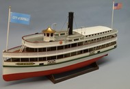 "Dumas Products  1/48 33"" City of Buffalo 1800""s Lake Steamer Ferry Passenger Ship Kit (1/48) DUM1270"