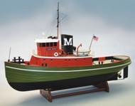 "Dumas Products  1/24 50"" Carol Moran Tug Boat Kit (1/24) DUM1272"