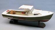 "Dumas Products  1/12 31"" Winter Harbor Lobster Boat Kit (1/16) DUM1274"