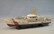 """Dumas Products  1/48 39"""" The USCG Fast Response Cutter Boat Kit DUM1275"""