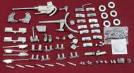 Dumas Products   N/A U.S.S. Crockett Deck Hardware DUM2105