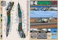 RF-4E Phantom II JASDF 501SQ Final Year 2020 #DXM01-7137