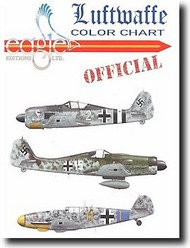 Eagle Editions   N/A Luftwaffe Color Chart EE1001